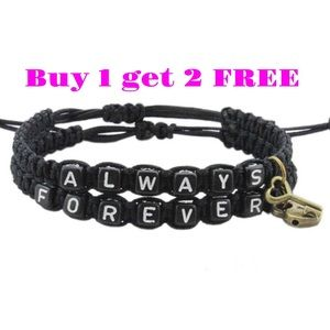 Jewelry - Always Forever Bracelet For Couples